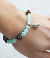 Mala Buddha armband